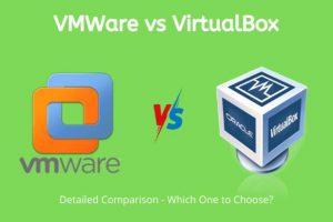VMware和VirtualBox哪个好用
