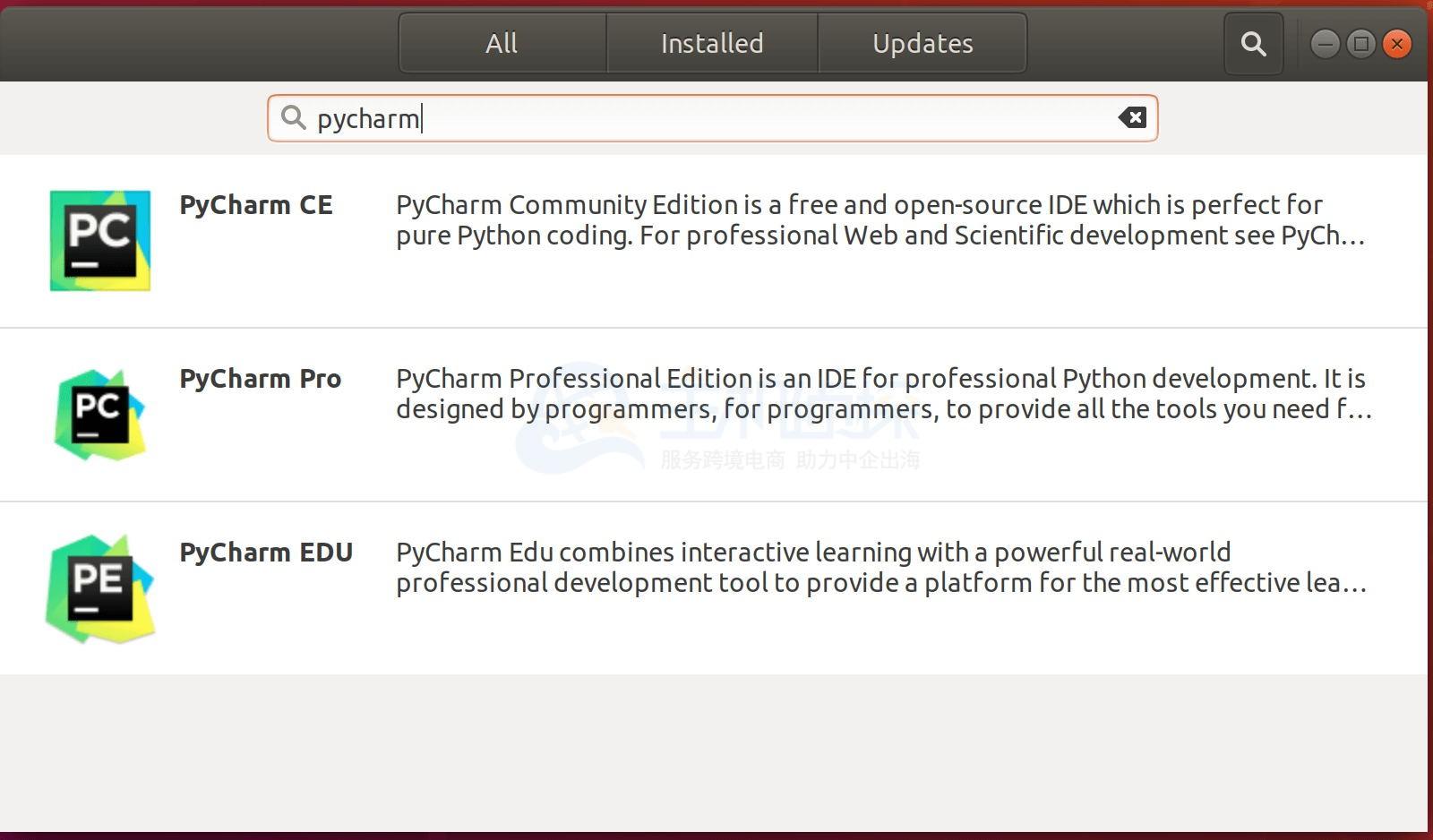 Ubuntu安装PyCharm教程