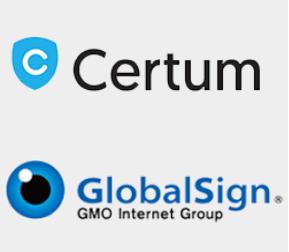 Certum和GlobalSign SSL证书哪个好