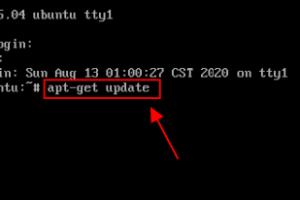 Linux版本更新命令