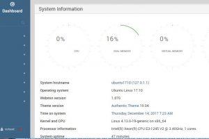 Ubuntu 18.04安装Virtualmin