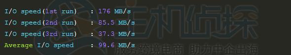 I/O硬盘读写
