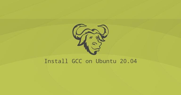 Ubuntu安装GCC