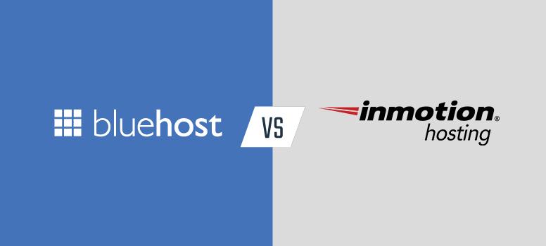 BlueHost和InmotionHosting对比评测
