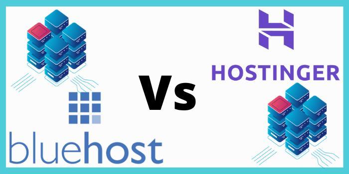 Bluehost和Hostinger对比评测