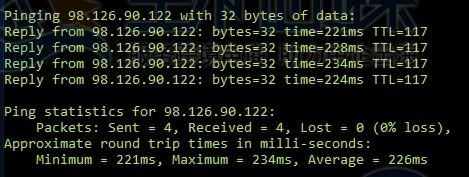服务器重新启动