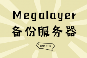 megalayer备份服务器