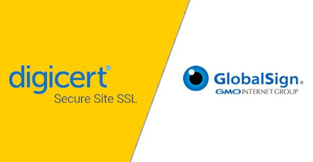 DigiCert和GlobalSign的区别
