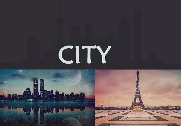 city域名