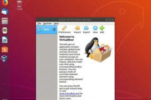 Ubuntu安装VirtualBox教程