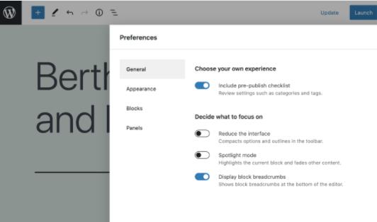 WordPress 5.7新增功能介绍