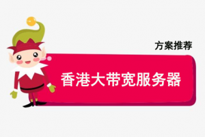 香港大带宽服务器