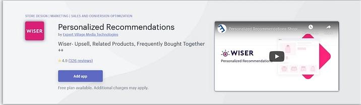 Shopify应用程序