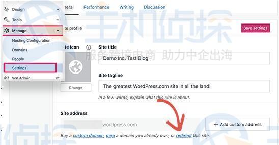 WordPress.com移至WordPress.org步骤