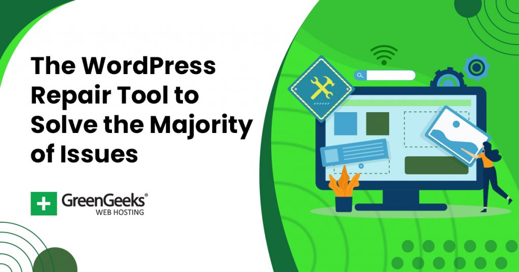 GreenGeeks WordPress修复工具