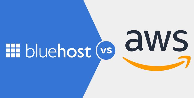 亚马逊虚拟主机与BlueHost