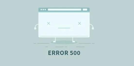 出现500 Internal Server Error的原因及如何解决