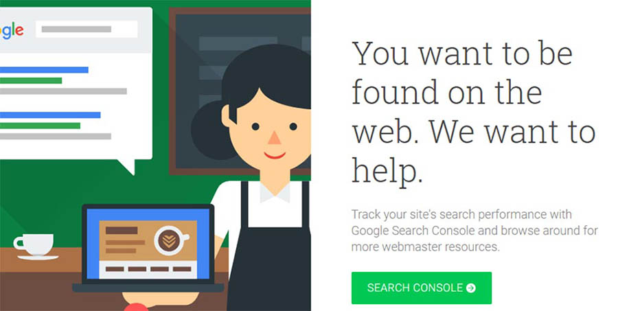 SEO工具-Google Search Console