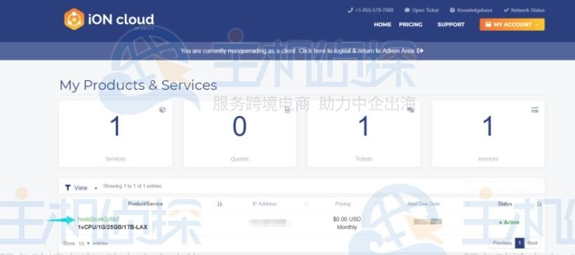iON教程:如何自动续订服务器