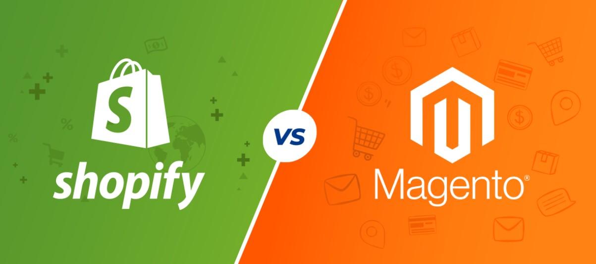 Shopify和Magento两大电子商务网站优缺点对比