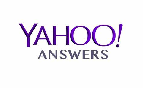 雅虎问答Yahoo Answers