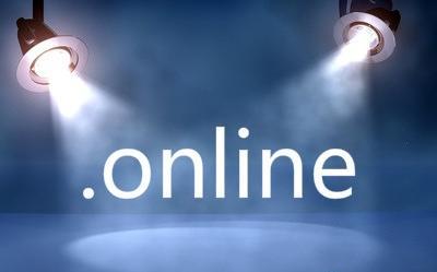 online域名