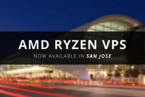 RackNerd AMD Ryzen VPS新增圣何塞机房