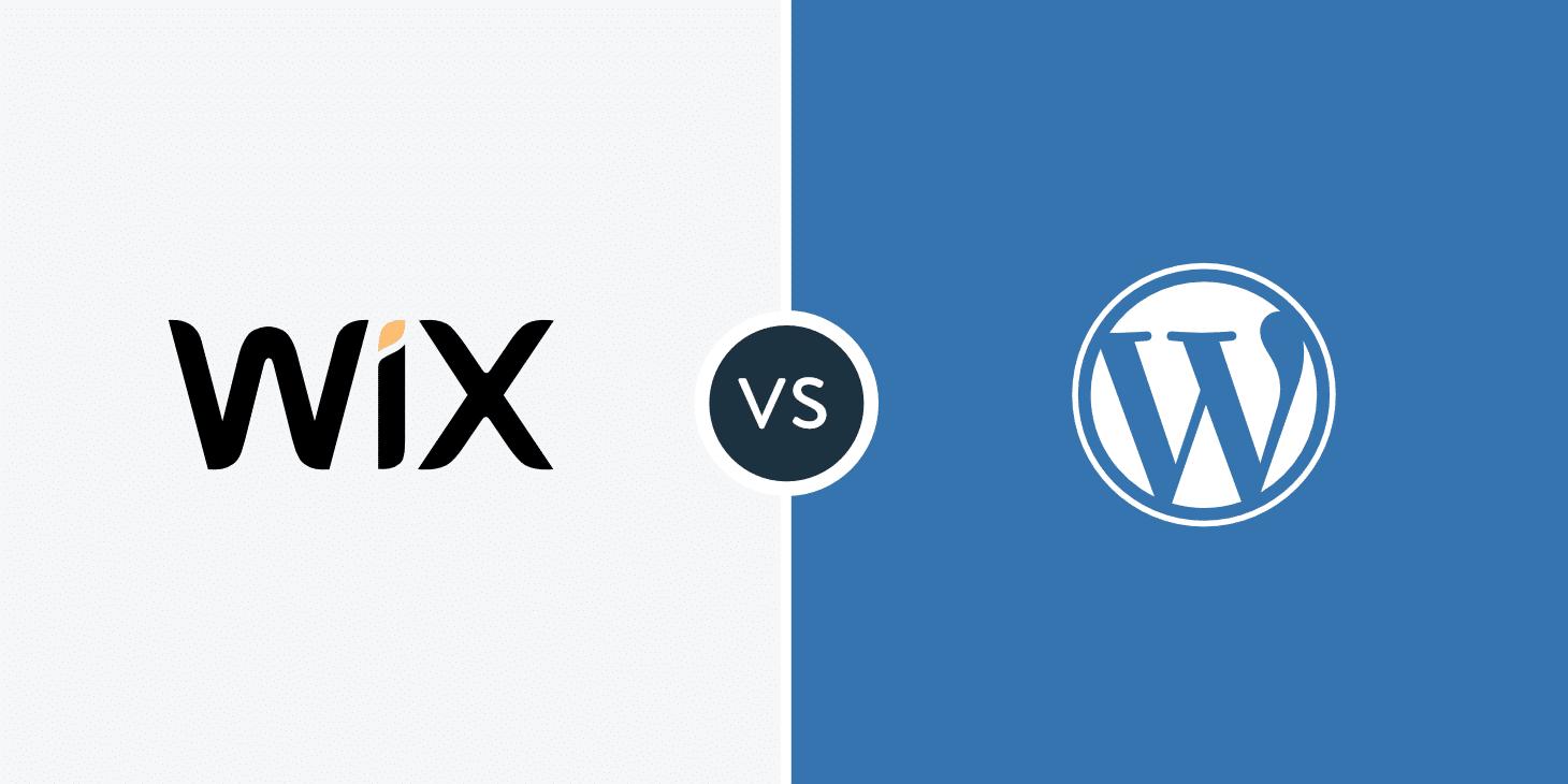 WordPress与Wix