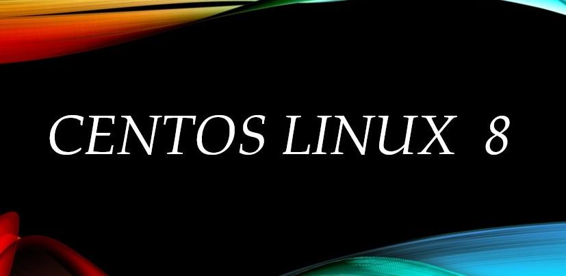 CentOS Linux 8 (2105)