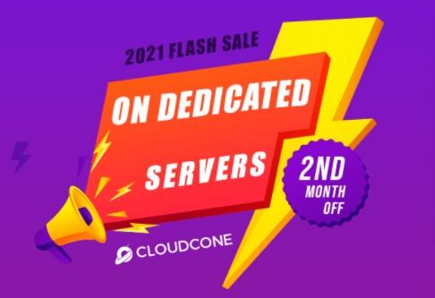 CloudCone优惠码