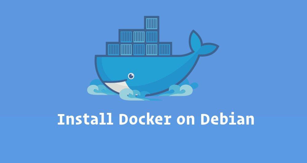 Debian安装Docker