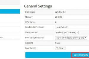 HostUS KVM VPS安装Windows系统方法