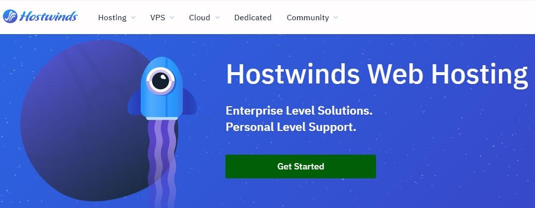 Hostwinds VPS教程