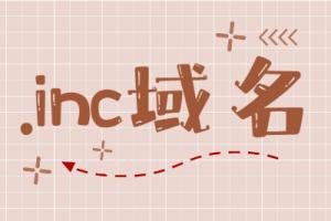 inc域名