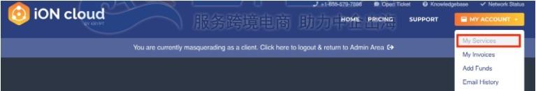 iON美国云服务器