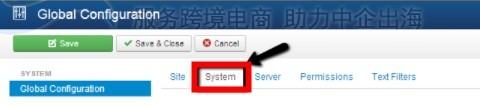 Joomla启用缓存方法