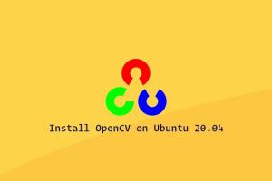 Ubuntu安装OpenCV