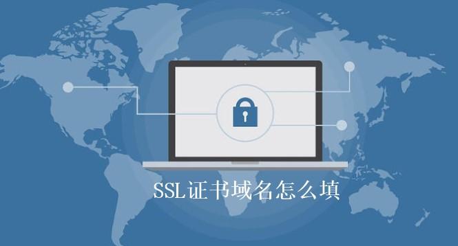 SSL证书域名怎么填