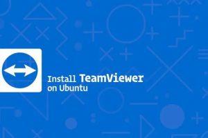 Ubuntu安装TeamViewer