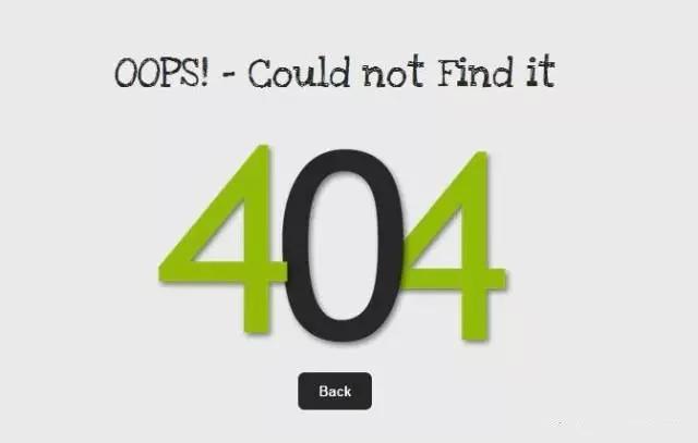 Nginx 404页面配置