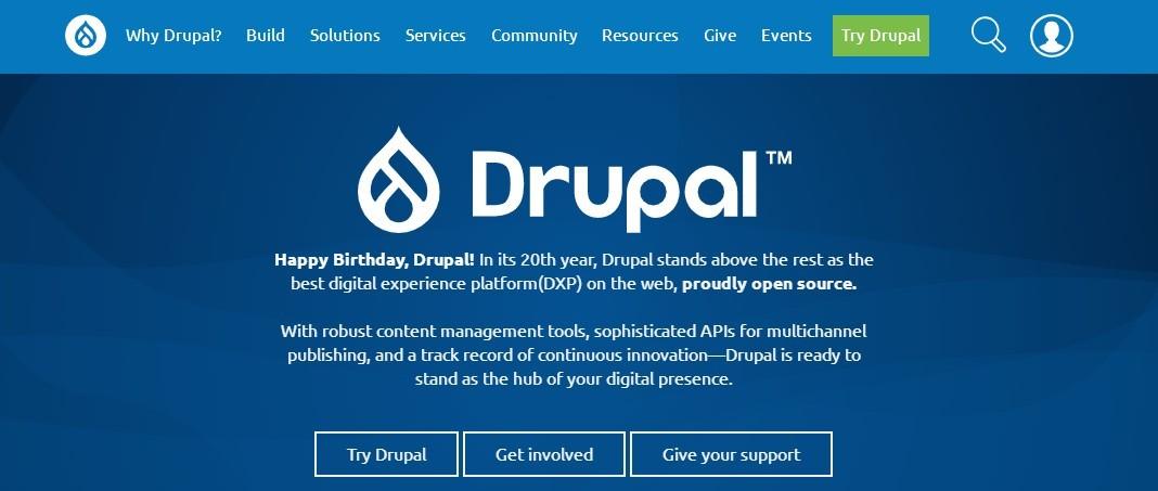 Drupal升级教程