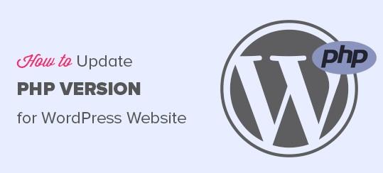 WordPress网站升级PHP版本