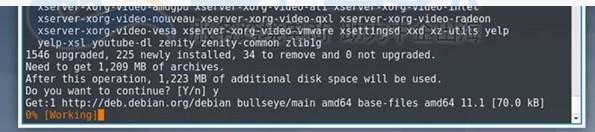 Debian升级