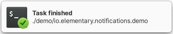 elementary OS 6通知优化