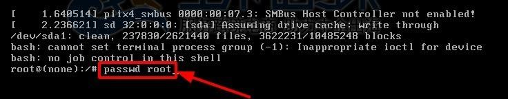 ubuntu重置root密码