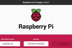 树莓派4安装Ubuntu 20.10