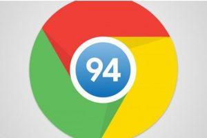 Chrome 94稳定版