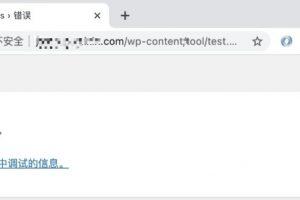 WordPress站点遇到致命错误的解决方法