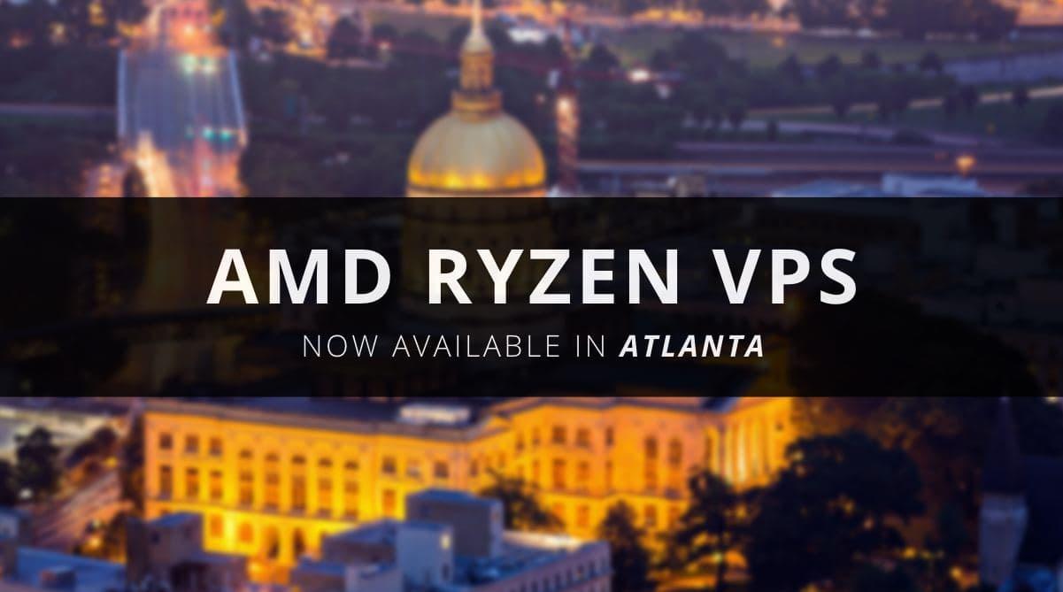 RackNerd美国AMD Ryzen VPS促销
