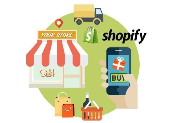 Shopify网站销售报告
